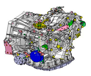 CVT (Continuous Variable Transmission)