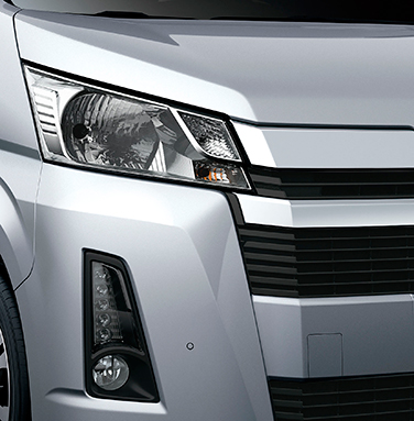 Front Lamps (headlamps, fog lamps, Daytime Running Lights)