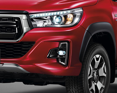 LED Headlamps and Fog Lamps