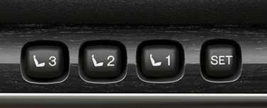 Seat memory switch