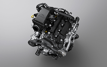1.5-liter Dual VVT-i twin-cam engine (2NR-VE)