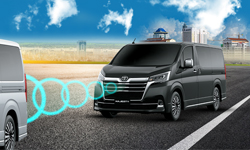 Innovation – Toyota Safety Sense